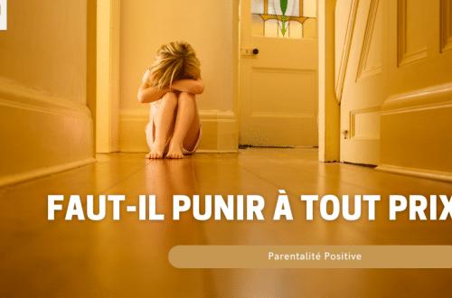 parentalité positive punition