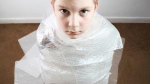 surprotection de l'enfant