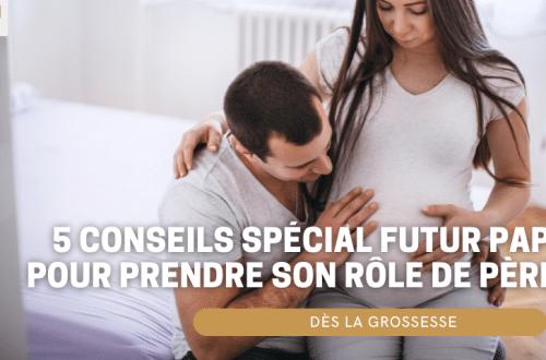 futur papa et grossesse