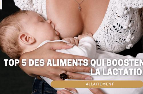 allaitement lactation